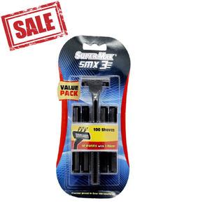 Supermax Disposable Razor Blade Smx3 14pc