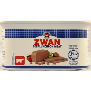 Zwan Luncheon Meat Assorted 200g
