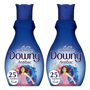 Downy Concentrate Fabric Softener Antibac Dual Pack 2x1L