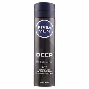 Nivea Deep Spray 3x150ml