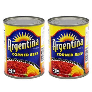 Argentina Corned Beef 2x260g