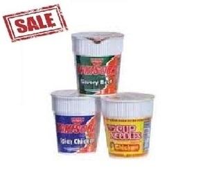 Nissin Cup Noodles 3x60g