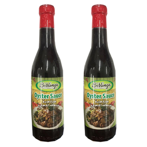 Siblings Oyster Sauce 2x375g