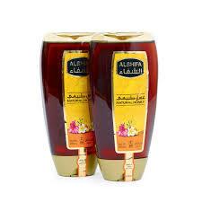 Al Shifa Honey Natural 2x400g