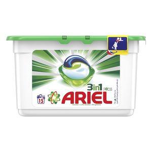 Ariel Automatic 3 In 1 PODS Laundry Detergent Original Scent 15x28.8g