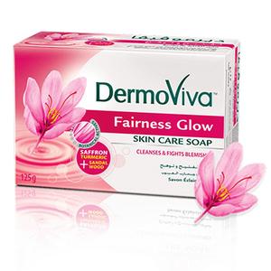 Vatika Dermoviva Fairness Soap 3x125g