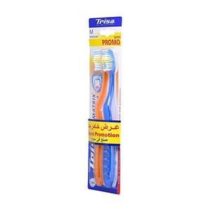 Trisa Magic World Tooth Brush Twin Pack 1set