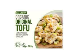 Clear Spot Organic Tofu 280g