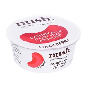 Nush Cashew Strawberry 125g