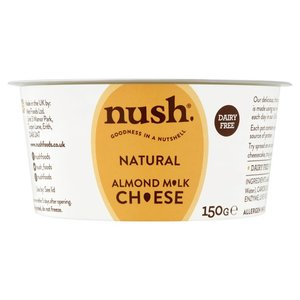 Nush Natural Almond Cottage Cheese 150g