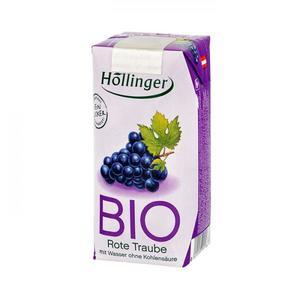 Hollinger Organic Red Grape 200ml