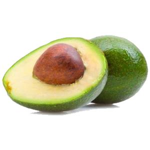 Organic Avocado Green per piece