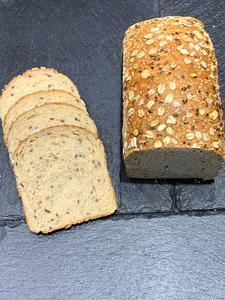 Organic Black & White Quinoa Bread 1loaf
