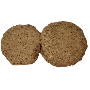 Organic Buckwheat & Chia Cookies Gluten Free 3pc