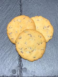 Organic Chocolate Cookies 3pc