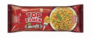 Nissin Top Ramen Masala Noodles 280g