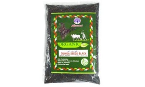 Peacock Organic Quinoa Seeds Black 500g