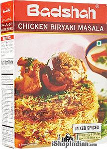 Badshah Chicken Biryani Masala 100g