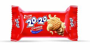 Parle Cashew Butter Cookies 100g