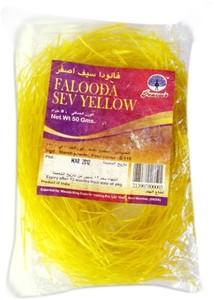 Peacock Faloda Sev Yellow 50g