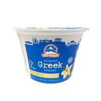 Olympus Yogurt 0% Fat With Vanilla Greek 150g