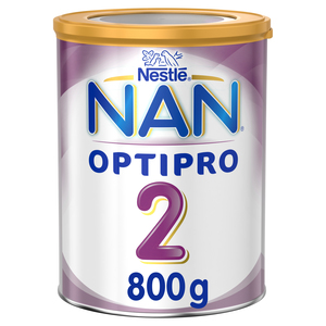 Nestle Nan Optipro Stage 2 6 To 12 Months Follow Up Formula With Iron 800g