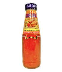 Monty Thai Sweet Chilli Sauce 200ml