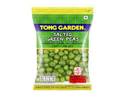 Tong Garden Green Peas Salted 50g