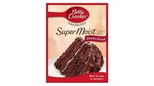 Betty Crocker Duo Brownie Cake 23g