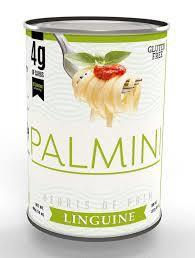 Palmini Pasta Linguine 4 G Of Carbs 400g