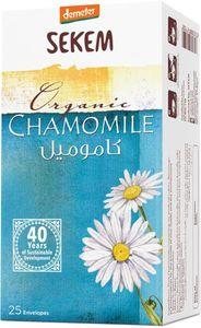 Demeter Sekem Tea Bag Chamomile Organic 25s