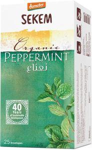 Demeter Sekem Tea Bag Peppermint Organic 25s
