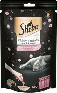Sheba Cat Food Melty Tuna & Salmon Flavor 48g
