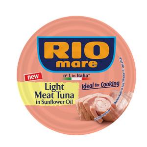 Rio Mare Tuna Chunks Sunflower Oil 70g
