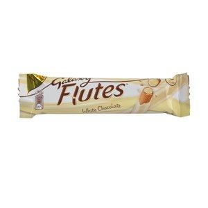 Galaxy Flutes White Chocolate Bar 22.5g