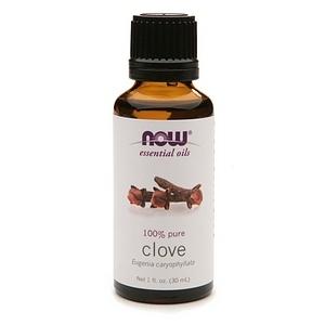 Now Essential Oil Clove Oil 100% Pure 30ml