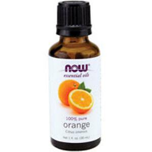 Now Essential Oil Orange Citrus 100% Pure 30ml