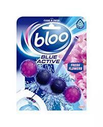 Bloo Toilet Rim Block Power Fresh Flower 50g