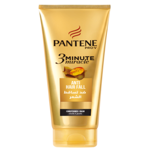 Pantene Pro-V 3 Minute Miracle Anti-Hair Fall Conditioner With Mask 200ml