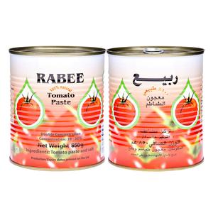 Rabee Tomato Paste 2x850g