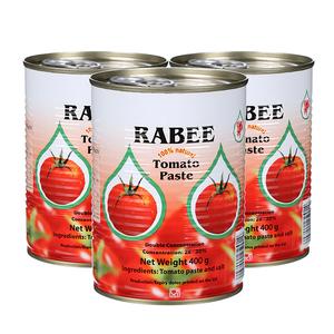 Rabee Tomato Paste 3x400g