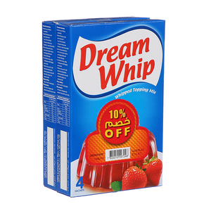Dream Whip Topping Mix Vanilla 2x144g