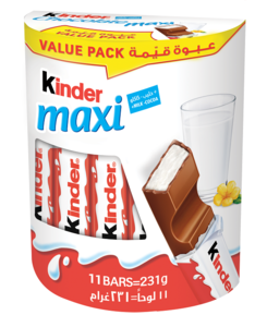 Kinder Maxi 231g