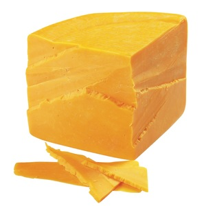 Cheddar Cheese Colored Miami 1kg