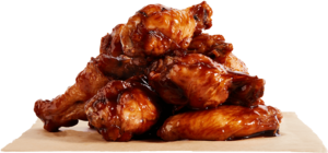 Barbeque Chicken Wings 1kg