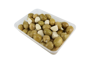 Olives Stuff With Garlic 1kg
