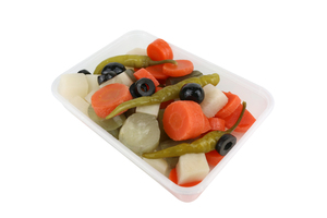 Egyptian Mixed Pickles 1kg