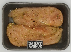 Hormones Free Chicken Breast Marinated With Herbs 500g