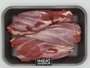 Australian Lamb Shank Without Bones Medium Cuts 500g