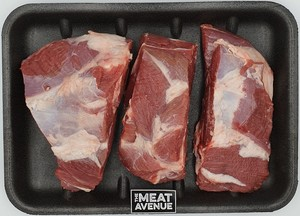 Indian Mutton With Bones Small Cuts 500g